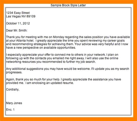 business letter format types types of business letter and sles letters font