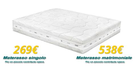 costo materasso matrimoniale eminflex materasso matrimoniale offerta idee di design per la