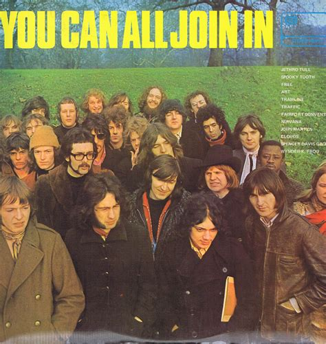 Island Records You Can All Join In Island Records Sler Lp Iwps 2 A1 B1 Lp Vinyl Record Wax