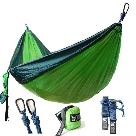 Winner Outfitters Double Camping Hammock by Winner Outfitters Double Camping Hammock Mmt