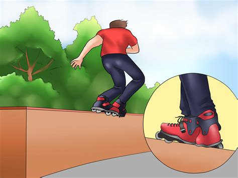 how to aggressive how to start aggressive inline skating 7 steps with pictures