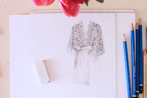 design clothes tips drawing fabric fashion illustration tips