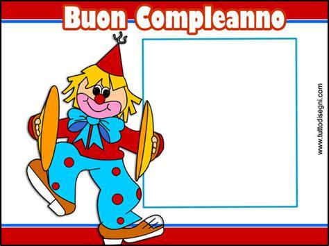 auguri di buon compleanno bambini biglietto di compleanno per bambini tuttodisegni com