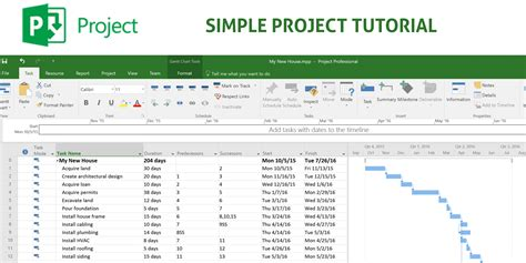 Microsoft Project microsoft project gantt chart tutorial choice image free any chart exles
