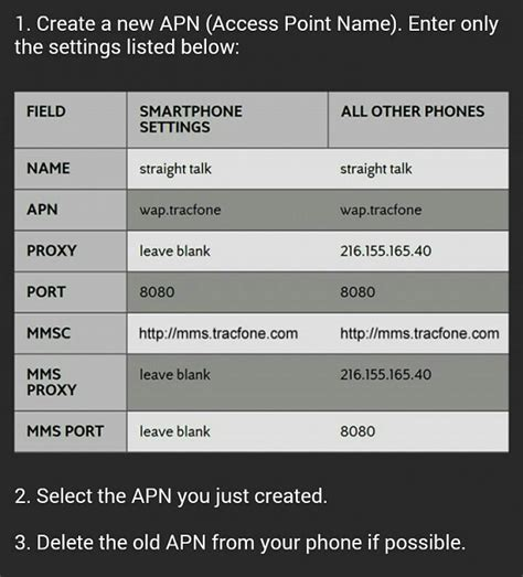 t mobile apn settings android talk issue correct apn settings page 3 android forums at androidcentral