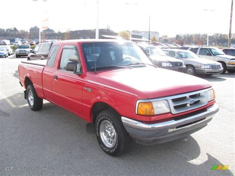 1995 Ford Ranger by 1995 Vermillion Ford Ranger Xlt Supercab 21506626