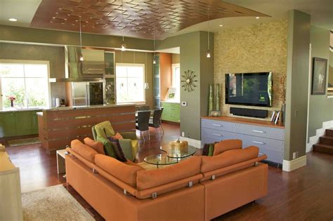 Burnt Orange Sofa Living Room Contemporary With Burnt Burnt Orange Living Room Furniture