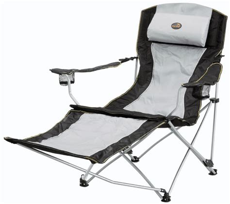 reclining foldable chair easy c reclining chair deluxe folding cing