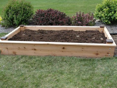 raised bed gardening soil walmart raised garden bed outdoor decorations