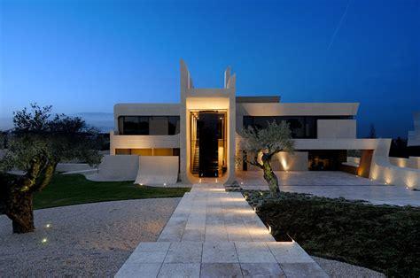 best white modern pool homes around the wourld photo de maison design