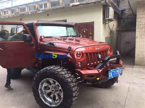 Most Popular Avenger Hood For Jeep Wrangler Jk With Carbon