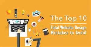 Top 10 Home Decor Websites by Top 10 Web Design Mistakes To Avoid
