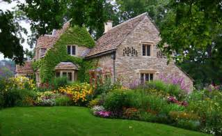 beautiful cottage old english cottage pixdaus