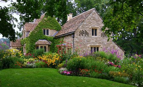 english cottage house old english cottage pixdaus