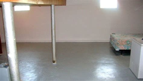 concrete foundation sealing paint to seal basement walls