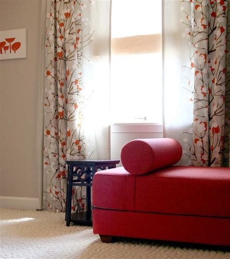 what colour curtains go with red walls curtains to match a red couch decor living room