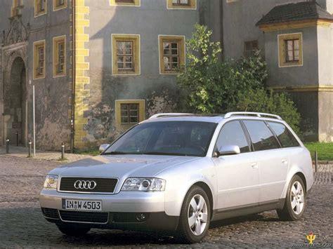 Audi A6 C5 V8 by Audi A6 Avant 4b C5 4 2 V8 40v 300 Hp Quattro Tiptronic