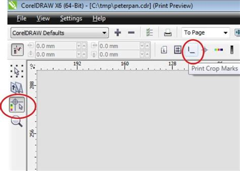 corel draw x6 shortcut keys pdf crop marks coreldraw graphics suite x6 coreldraw