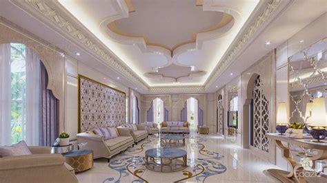 modern villa interior design  dubai  spazio