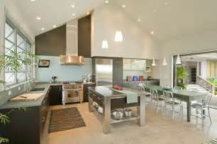 Modern Tropical Kitchen Design The Neoteric Classic