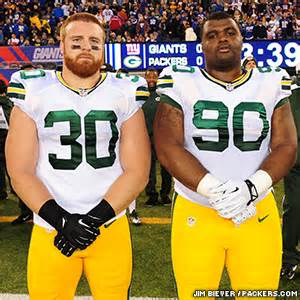 bj raji bench press green bay packers official blog john kuhn b j raji