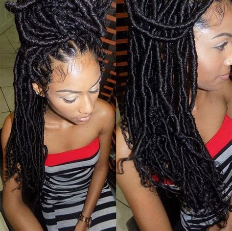 crowshay hairstyles 17 best images about faux locs on pinterest loc