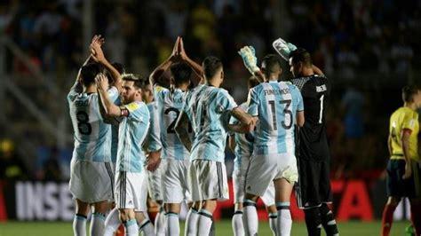 Argentina Lolos Piala Dunia Maradona Ragukan Argentina Bisa Lolos Ke Piala Dunia 2018