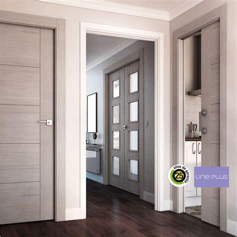 modelos de puertas de interior puertas de interior de madera leroy merlin