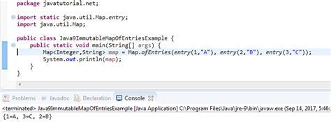 java 8 builder pattern immutable java map exle my blog