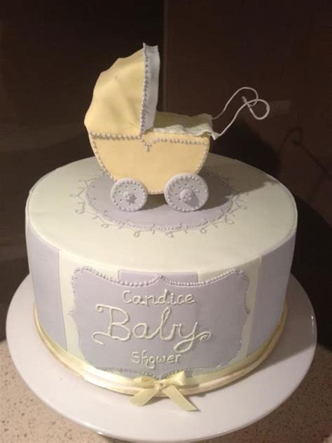 Vintage Baby Shower Cakes by 17 Best Images About Pram Cakes On Cake