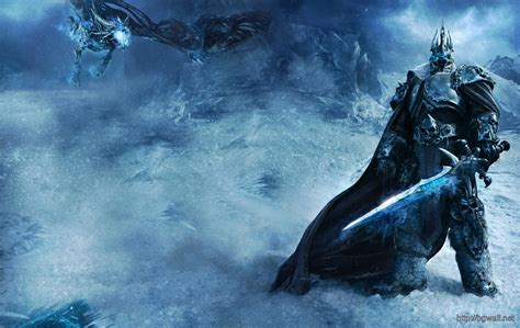 theme windows 10 world of warcraft world of warcraft snow storm lich king game wallpaper 1900