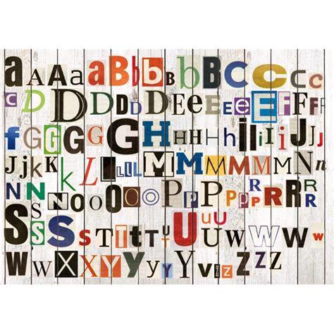 grafica lettere dell alfabeto pintdecor graphicollection