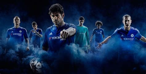 Chelsea Home 2015 pro soccer chelsea home 15 16 by adidas