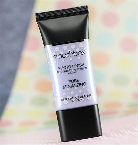 Smashbox Foundation Primer Pore Minizing 05oz smashbox pore minimizing photo finish foundation primer review swatches