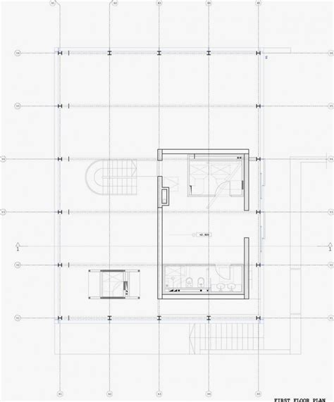 glass house floor plan antique old building wrapped in modern glass house box home building furniture and