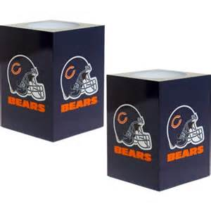 chicago bears fanatic decor sports decor