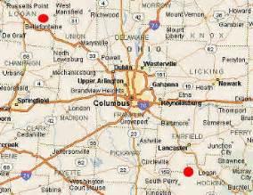Map Of Southwest Ohio by Map Of Northwest Illinois Related Keywords Amp Suggestions