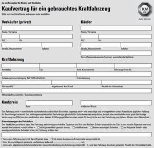 Standard Kaufvertrag Auto by Kaufvertrag Motorrad F 252 R Privat Muster Vorlage Kostenlos