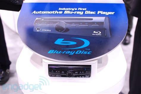 Blu Ray Player Auto by Audiovox Avdbr1 In Car Blu Ray Player
