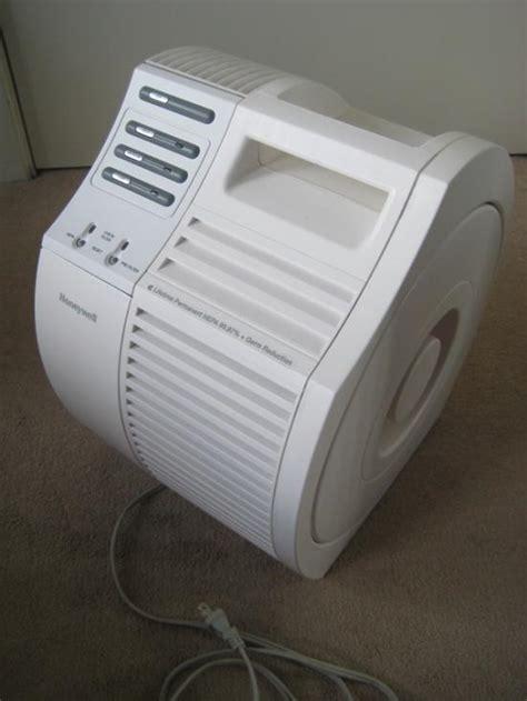 honeywell  air purifier indoorbreathing website