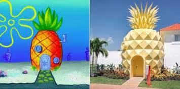 spongebobs haus spongebob house real spongebob house