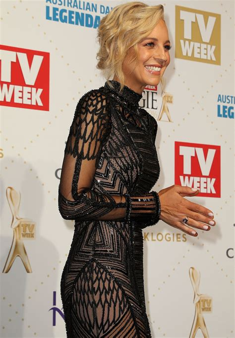 carrie bickmore wardrobe logies 2016 carpet small screen shine the new