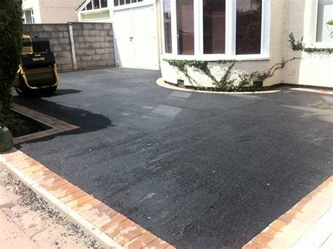 Tarmac Patio by Tarmacing Abacus Groundworks