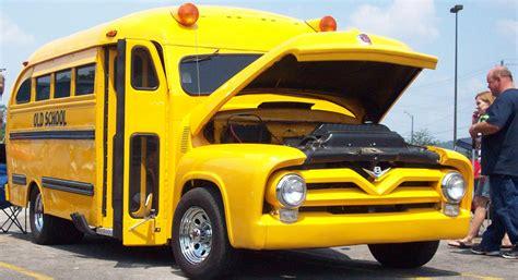 pimp  school bus