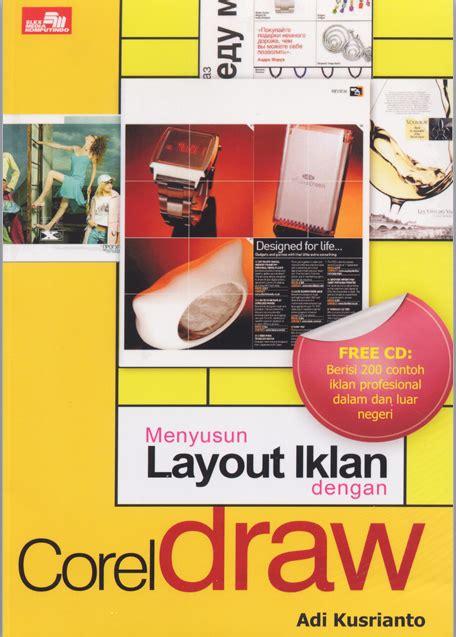 Layout Iklan | tulisan adi kusrianto penulis associated editor dan