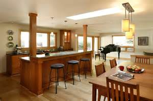 Kitchen Island With Columns Photos Hgtv