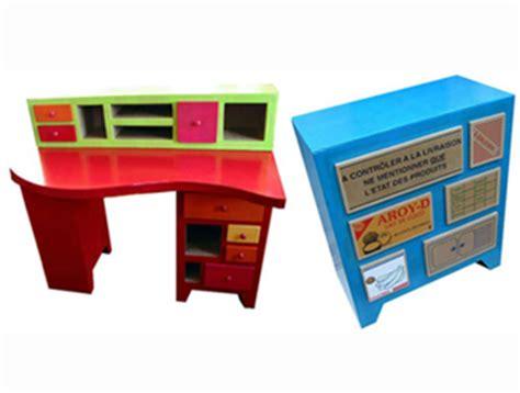 rak buku cantik dari kardus bekas dunia belajar anak seputar dunia seni furniture dari kardus bekas