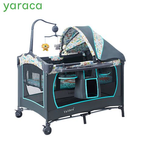 baby bed with changing table aliexpress com buy portable baby crib multi functional