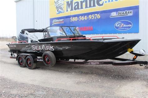 seaark boat dealers oklahoma seaark boats for sale in united states page 2 of 9