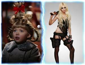 Taylor momsen brought the character of little cindy loo who to life